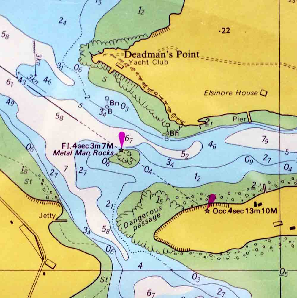 RYA Theory & Navigation