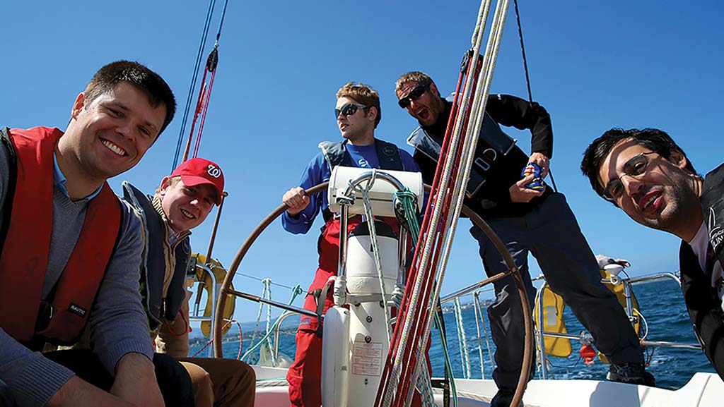 Wild West Sailing - Day Skipper Course