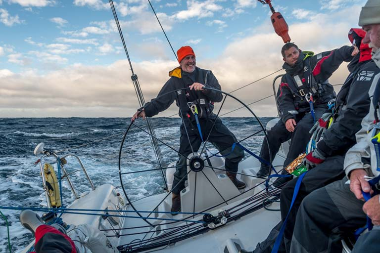 Tim Takes Control | Wild West Sailing | Co. Sligo, Ireland | Coastal Skipper Course | Wild Atlantic Way