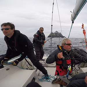 All Hands on Deck | Lynx | Wild Atlantic Way | Wild West Sailing | Coastal Skipper | Sailing Courses Ireland